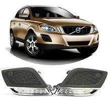 AupTech LED Daytime Running Lights LED DRL Driving Kit for Volvo XC60 - $178.89