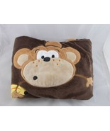 """Koala Baby Monkey Around Blanket 30"""" x 40""""  - $14.95"""