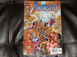 AVENGERS  (MARVEL) (1997 Series) #9 VARIANT Fair Comics Book Free Shipping! - $6.92