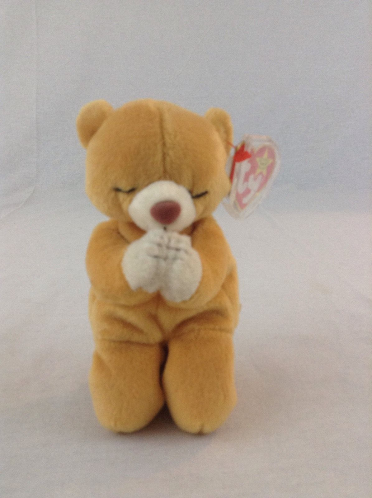 1999 Ty Beanie Baby Hope Praying Teddy Bear And 10 Similar Items