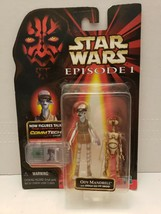 1998 Star Wars Episode I Ody Mandrell and Otoga 222 Pit Droid Action Fig... - $3.49