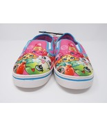 Shopkins Girls' Slip-On Casual Canvas Shoe - New - $15.99