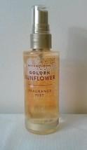 Bath & Body Works GOLDEN SUNFLOWER Fine Fragrance Mist Spray Splash 3oz ... - $7.79