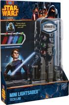 Star Wars-Mini Sabre Laser Tech Labo Science Enfants Science-Fiction Jou... - $8.68