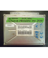 Ac Delco ECU/ECM #9356249/16268310 Chip: Dkxu * See Articolo Descrizione* - $69.23