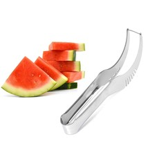 Watermelon Slicer Knife Cutter Stainless Steel Tool - €7,83 EUR