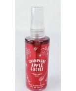 Bath & Body Works Champagne Apple & Honey Fragrance Mist Travel size 3oz... - $9.88