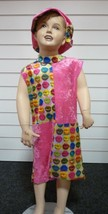 "Girls 60's / 70's Costume - ""Hot Lips Dress"" -  , ages 5-10 - $20.66"