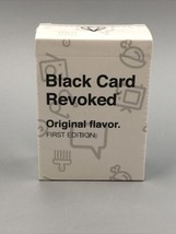 Brand New! Black Card Revoked Original Flavor - $14.50