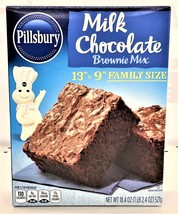 Pillsbury Milk Chocolate Brownie Mix 18.4 oz - $3.95