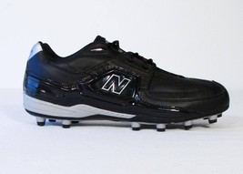 New Balance 790 Mens Black Football Cleats Shoes NEW - $37.49