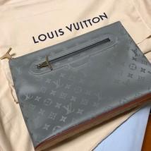 Louis Vuitton KIM JONES Titanium Collection POCHETTE COSMOS Bag Monogram - $1,617.66