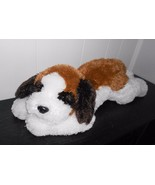 2009 Ty Classic Yodeler Puppy Dog Brown White Tan Shaggy Plush Stuffed A... - $27.60