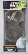 Dagobah with Yoda New Star Wars Power of the Force - $15.93