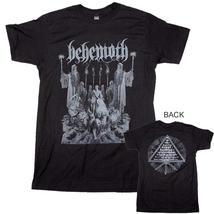 Behemoth Corpse Candle T-Shirt - $21.00+