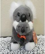 "Corroboree Koala Bear With Joey Australian Made 10"" - $29.69"