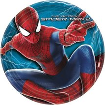 amscan The Amazing Spider-Man 2 Dinner Plates (8ct) - $6.42