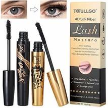 4D Silk Fiber Lash Mascara, Fiber Mascara, 4D Silk Fiber Eyelash Mascara... - $18.23