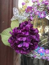 White Flower Wreath - $50.00