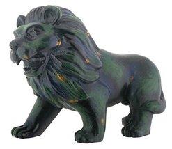 YTC Dark Egyptian Lazuli Lion Figurine - $9.79