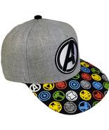 Marvel Comics Avengers Embroidered Logo New Cap / Hat - $11.88