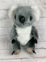 """10"""" Koala Bear Plush Hand Puppet Realistic Stuffed Animal Toy - $15.76"""