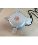 S131BHU4J3-C2  ELECTRIC MOTOR  1/4 HP 230V  MAGNETEK 271 AO SMITH 9513 - $139.00