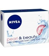 Nivea Bar Soap: Pearl & BEAUTY- 100 G Free Shipping - $6.39