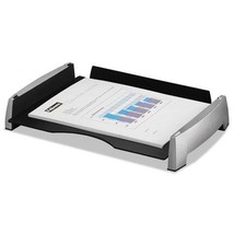Fellowes Products - Fellowes - Side Load Letter Desk Tray, Plastic, Blac... - €22,32 EUR