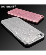 Roybens® For IPhone 5S Case Luxury Bling Sandstone Glitter Soft Case For... - $5.93