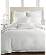 Hotel Collection 600 Thread Count Cotton Full/Queen Duvet Cover, White - $74.17