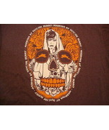 NEW Madrina by SUICIDE BUNNY Skull Gothic Punk Rock Lowrider Cholo T SHI... - $14.69