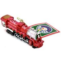 Kurt S. Adler Lionel Northpole Express 1225 Train Christmas Ornament image 2