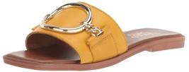 Franco Sarto womens Mandy flats shoes, Yellow, 7 US - $40.53