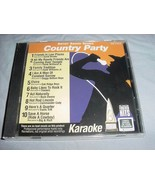 Forever Hits Karaoke CD Country Party FH-7111 - $13.71