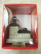 Lefton Christmas Ornament, Toledo Harbor Lighthouse 1995 10729 b145 - $19.79