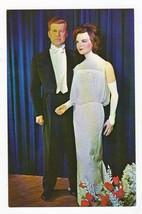 JOHN F KENNEDY AMERICAN HERITAGE WAX MUSEUM SCOTTSDALE AZ VINTAGE POSTCARD - $1.98