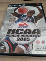 Sony PS2 NCAA March Madness 2005 (no manual) image 1