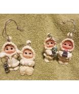 Dreamsicles Miniature Christmas Holiday Tree Ornaments - $19.50