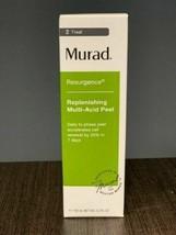 New Murad Resurgence Replenishing Multi Acid Peel 3.3oz / 100ml   BOXED - $39.59