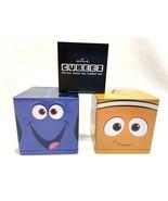 NEW Hallmark Cubeez Disney Pixar Finding Nemo Dory Storage Tin Sept. 201... - $19.79