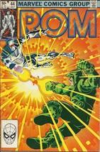 (CB-10) 1983 Marvel Comic Book: ROM #44 - $4.00