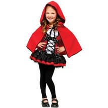 Sweet Red Riding Hood Kids Costume - $41.29