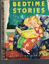 Bedtime Stories Little Golden Book 10th Print Gustaf Tenggren - $8.04