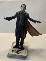 Dark Knight The Joker Statue And by Kolby Jukes 1919 / 6000 Defect - $105.00