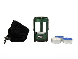 UCO Mini Candle Lantern Kit Value Pack with 4 Candles and Storage Bag Small - $21.34