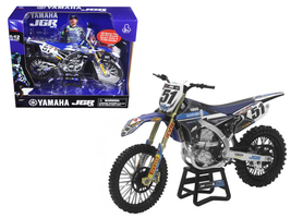 Yamaha JGR Justin Barcia #51 Motorcycle 1/12 Diecast Model by New Ray - $32.99