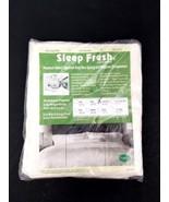 Sleep Fresh Premium Select Zippered Vinyl Box Spring & Mattress Encaseme... - $20.56
