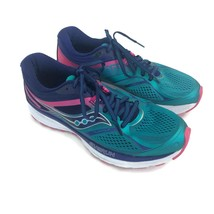 Saucony Womens Guide 10 Everun Multi Running Walking Shoes S10350-5 Size 9  - £28.44 GBP