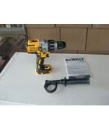 "DEWALT DCD996 20V MAX XR 1/2"" 3-SPEED BRUSHLESS HAMMER-DRILL-DRIVER, BAR... - $104.03"